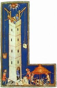 ~ Tower of Babel circa 1370 ~